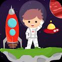 Kindergarten Games for Kids Educational Adventure icon