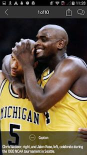 MLive.com: Michigan Hoops News - náhled
