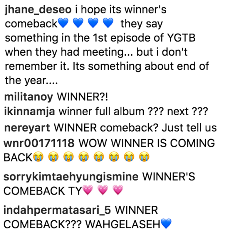 winner jinwoo comeback solo