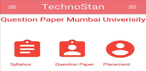 Question Paper Mumbai University - Apps on Google Play