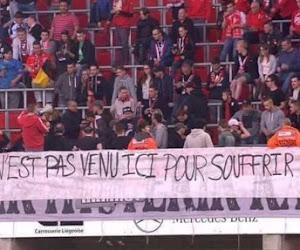 Des supporters d'Anderlecht provoquent déjà le PHK