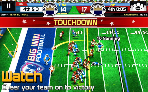 BIG WIN Football 2019: Fantasy Sports Game screenshot 1