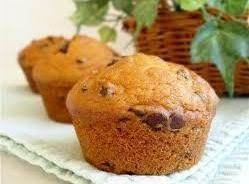 Pumpkin Chocolate-Chip Muffins