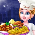 Continental Food Cooking: Restaurant Kitchen Games icon
