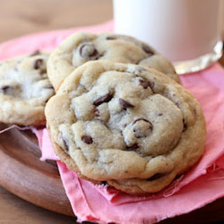 NY Times Chocolate Chip Cookies.