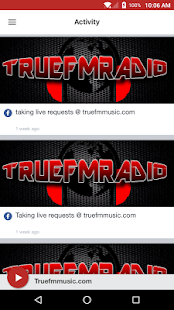Truefmmusic.com- screenshot thumbnail