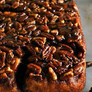 Cinnamon Pecan Sticky Buns Recipe