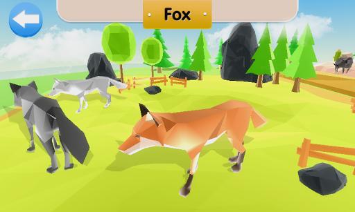Sim Zoo - Wonder Animal 1.1.0 screenshots 8