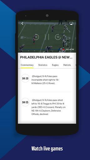 NFL Game Pass International 1.6.6 screenshots 5