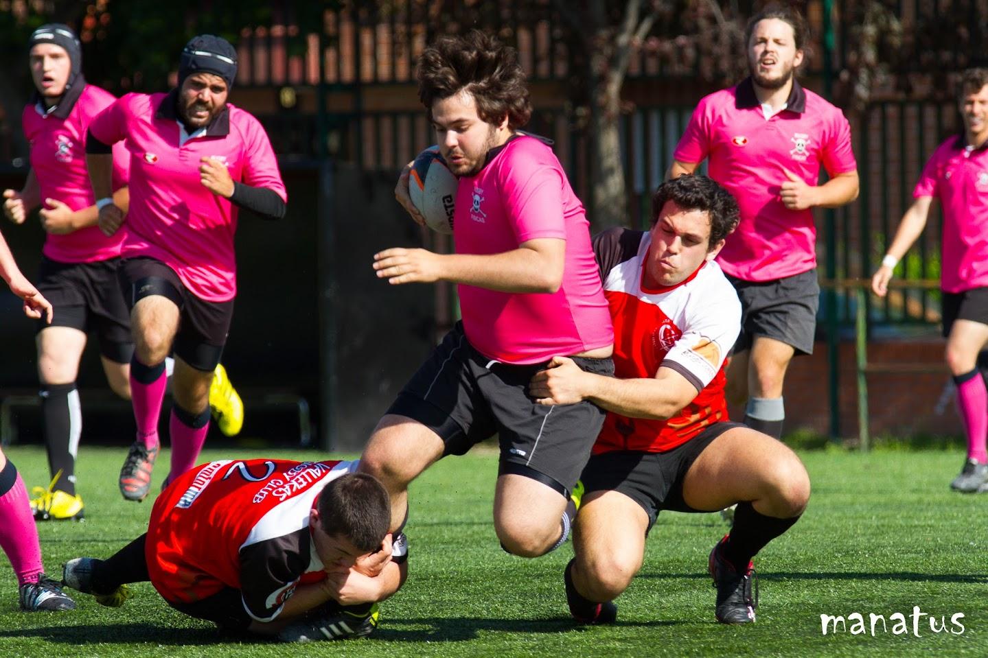 manatus vallekas rugby