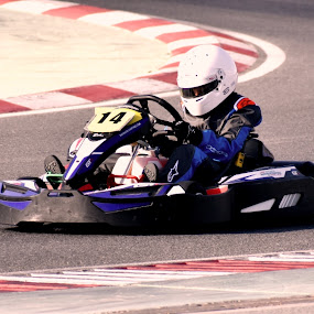 go karting by Drrashid Taj - Sports & Fitness Other Sports ( motor, sport )