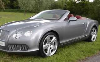 Bentley Continental GTS Rent Monaco