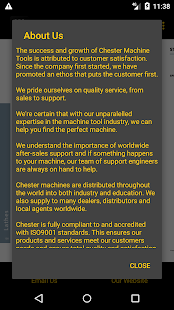 Chester (Chester Machine Tools)- screenshot thumbnail