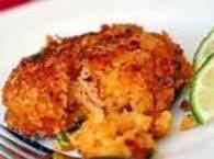 Sweet Potato  Salmon Cakes Recipe