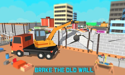 City Builder Wall Construction- screenshot thumbnail