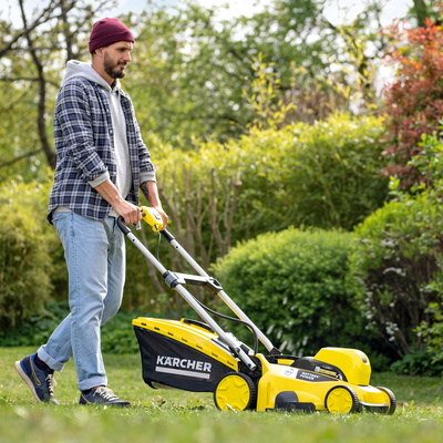 lawn mowers in 2021