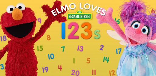 Elmo Loves 123s - Apps on Google Play
