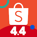 Shopee 4.4 Mega Shopping Sale icon