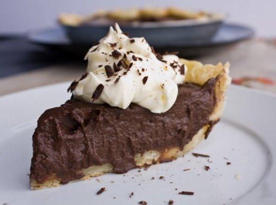 Chocolate Syrup Pie Recipe