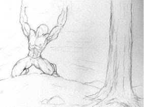 sketch pencil drawing - screenshot thumbnail 07