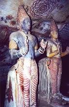 Photo: #015-Temple rupestre de Dambulla et ses 112 statues de Bouddha
