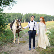Wedding photographer Anastasiya Bochkareva (asyabochkareva). Photo of 10.08.2016