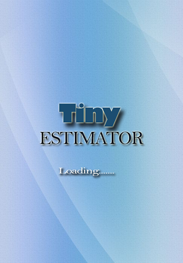 Tiny Estimator
