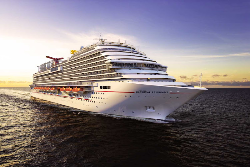 Carnival Panorama cruises from Long Beach, Calif., on seven-night itineraries along the Mexican Riviera.