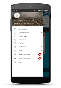 App IRCTC Rail Connect APK for Windows Phone