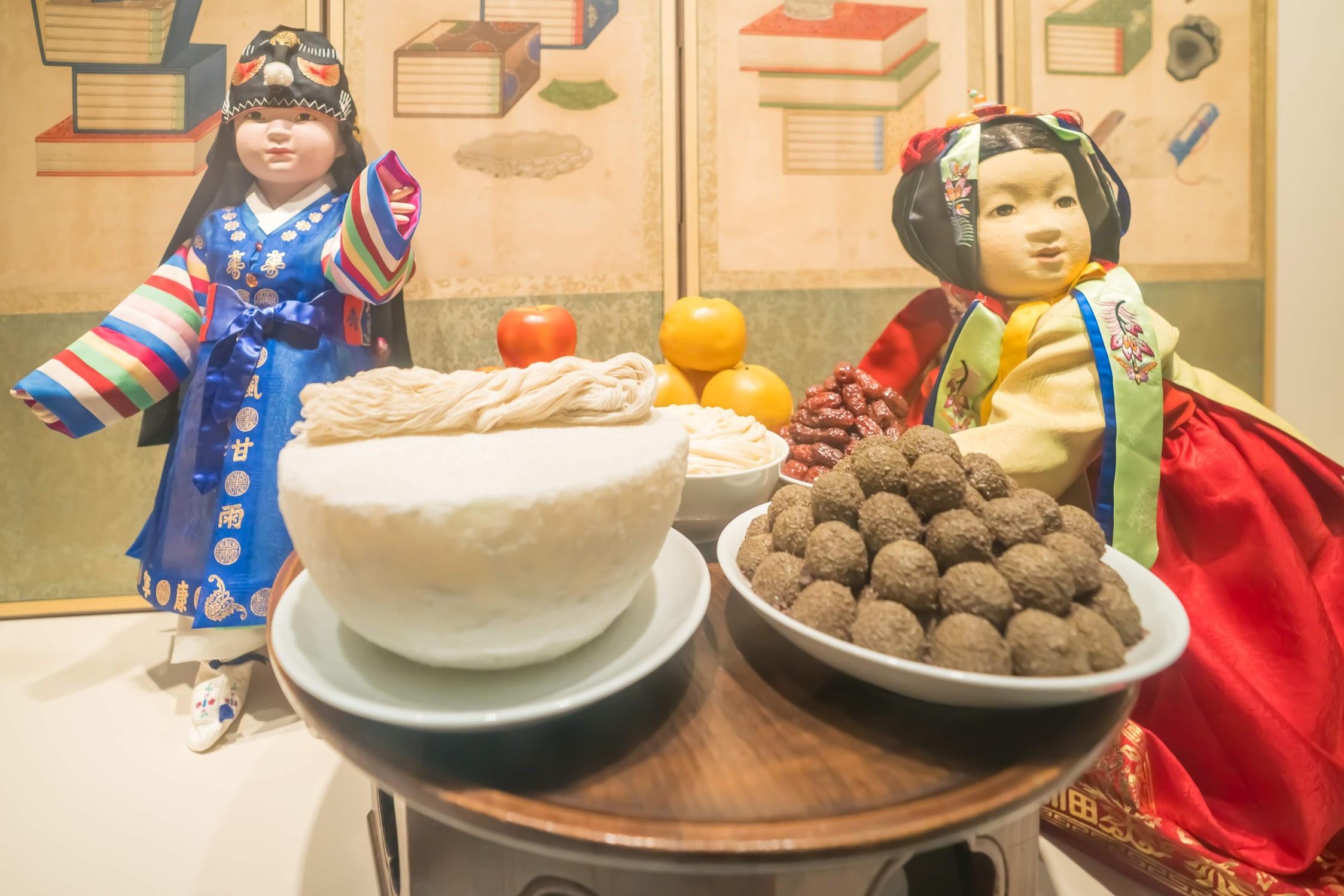 韓国 ソウル 国立民俗博物館2