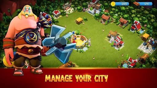 Gladiator Heroes: Clan War Games 2.3.3 screenshots 4