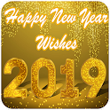 Happy New Year Wishes 2019 icon