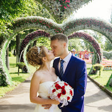 Wedding photographer Mikhail Vitkovskiy (mishjke). Photo of 02.10.2017