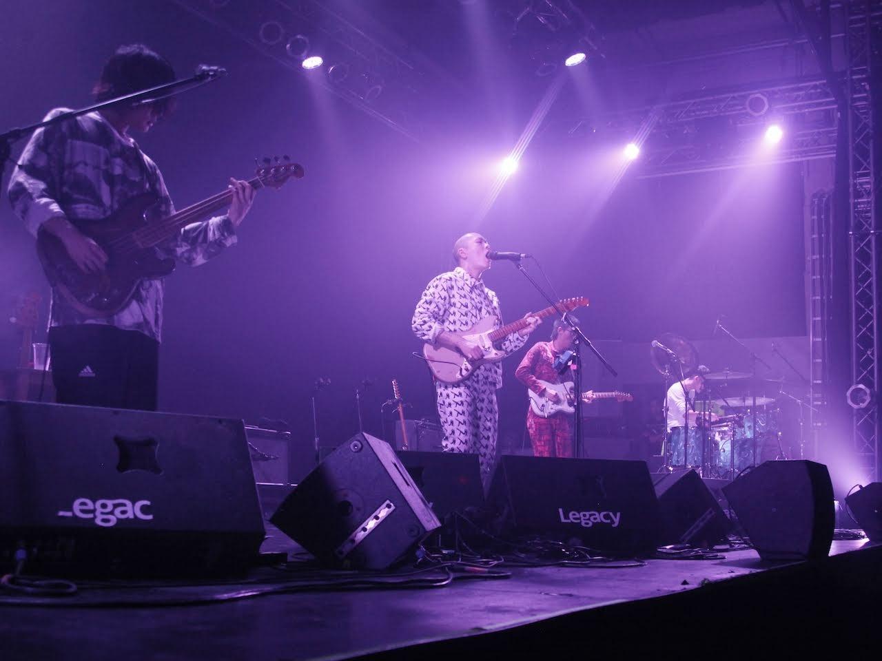 南韓大勢獨立樂團 HYUKOH 台灣巡演開跑 台中首場唱到HIGH翻