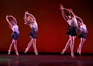 Photo: Till Sunday Comes Choreography: Shay Myers Dancers: Josy Allredge, Rebekah Hanley, Shay Myers and Shaylee Warren Photo by: Brian Passey