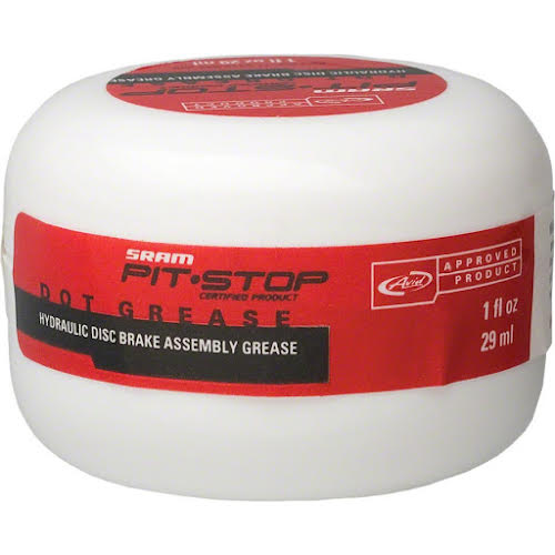 SRAM Avid/SRAM DOT Disc Brake Assembly Grease: 1oz