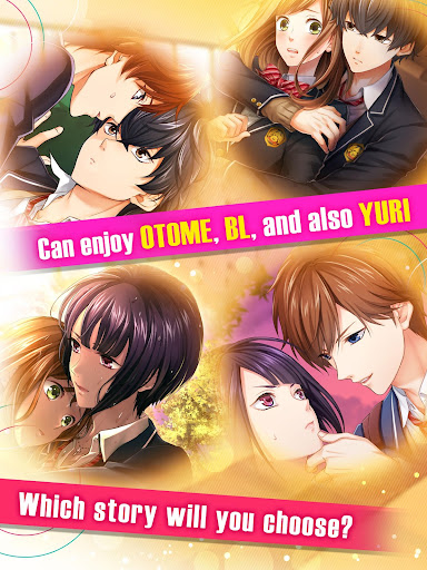First Love Storyu3010otomeu30fbyaoiu30fbyuriu3011otaku dating sim Apk 1