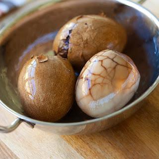 Tea Leaf Eggs