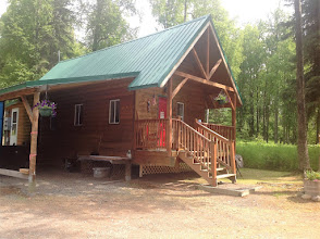 Photo: Cabin 5 Outside View.