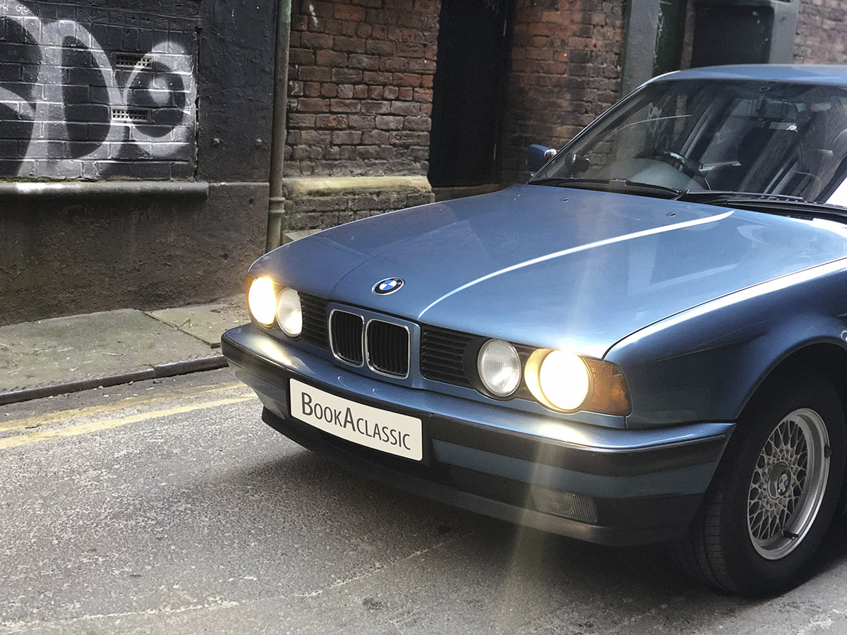 BMW 5 Series Hire Bolton