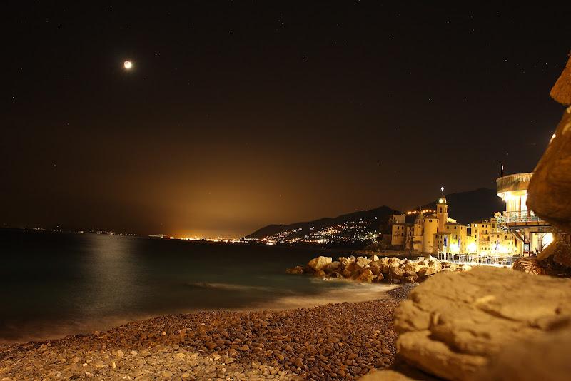 Notti a Camogli  di davide_becucci