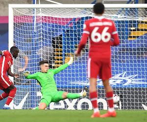 Chelsea, réduit à 10 et plombé par Kepa, s'incline face à Liverpool