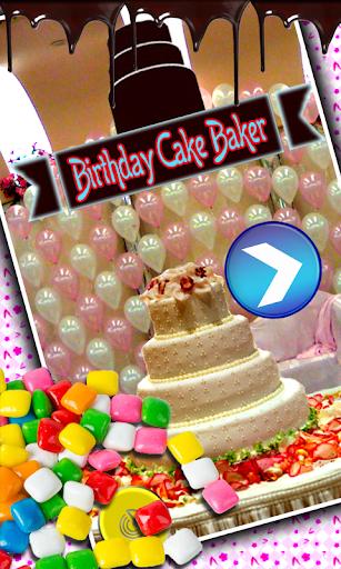誕生日ケーキのパン