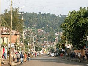 Photo: Addis Abeba, Piazza quarter