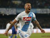 Une icône du Napoli bientôt aux côtés de Yannick Carrasco ?