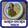 Baked Chicken Thigh Recipes APK icon