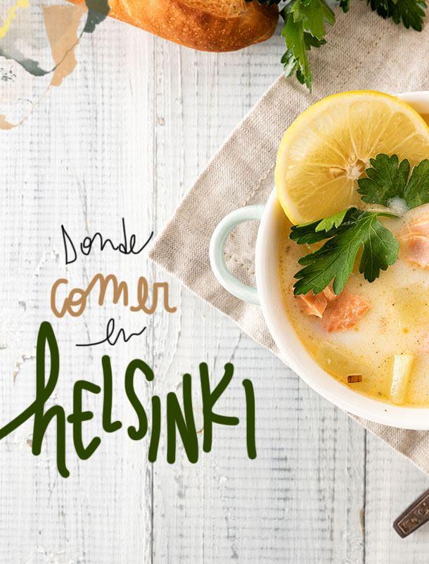 restaurantes donde comer en Helsinki