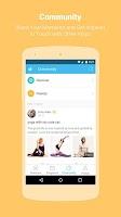 Screenshot of Daily Yoga - Yoga Fitness App