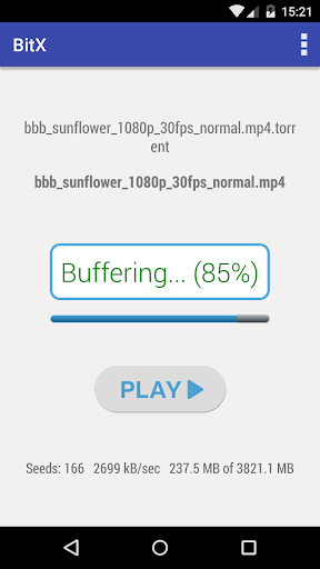 玩免費遊戲APP|下載BitX Torrent Video Player app不用錢|硬是要APP