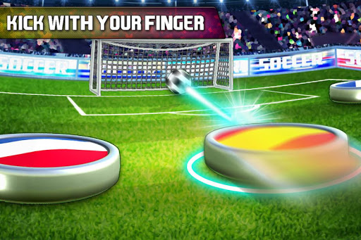 Soccer finger Caps 2018 World Cup 1.0 screenshots 4